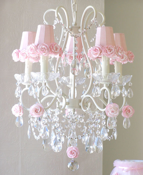 Candles W 4 Or 5 Shades Chandeliers | Bellacor