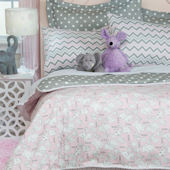 Glenna Jean Bella And Friends Duvet Set