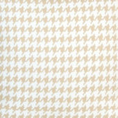 Glenna Jean Central Park Houndstooth Check Fabric