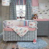Glenna Jean Fish Tales Crib Set