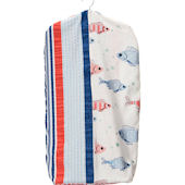 Glenna Jean Fish Tales Diaper Stacker