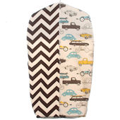 Glenna Jean Traffic Jam Diaper Stacker