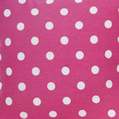 Glenna Jean Ellie And Stretch Pink Dot Fabric
