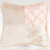 Glenna Jean Florence Patchwork Pillow