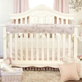 Glenna Jean Madison Crib Rail Protector