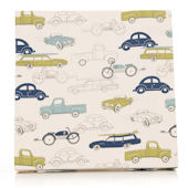 Glenna Jean Uptwon Traffic Cars Wall Hanging