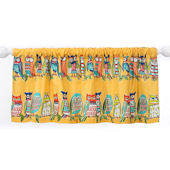 Glenna Jean Lil Hoot Window Valance