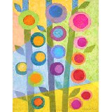 Flower Stalks Wall Art