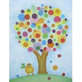 Gumball Tree Wall Art