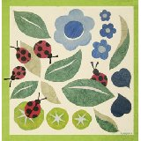 Leaves and Ladybugs Wall Art
