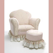 Ava Childs Chair and Tuffet