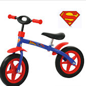 Grand Touring Baby Superman Balance Bike