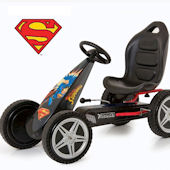 Grand Touring Baby Superman Hurricane Go Kart