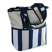 Rugby Tote Diaper Bag
