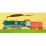 Locomotive Train Wall Art
