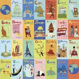Exploring the World From A to Z Wall Art