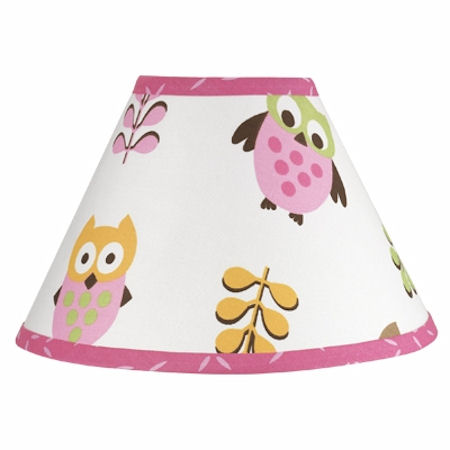 Jojo Happy Owl Lamp Shade