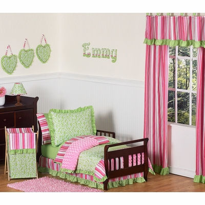 Girls Baby Bedding Sets on Jojo Olivia Toddler Bedding   The Frog And The Princess