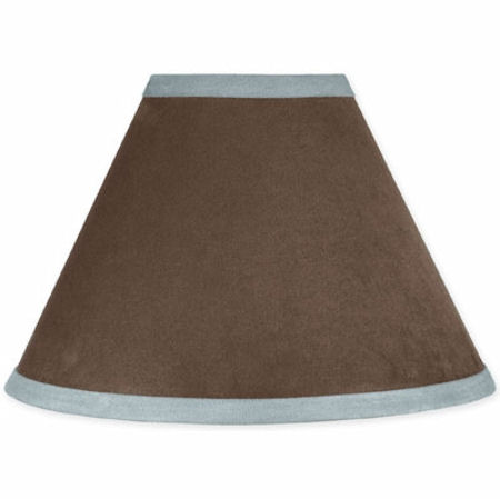 Jojo Soho Blue and Brown  Lamp Shade