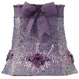 Lavender Floral Bouquet Medium Shade