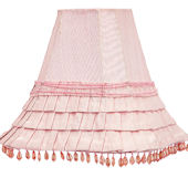 Jubilee Skirt Dangle Pink Medium Shade