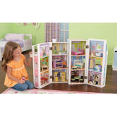 Kid Kraft Deluxe Townhouse Dollhouse