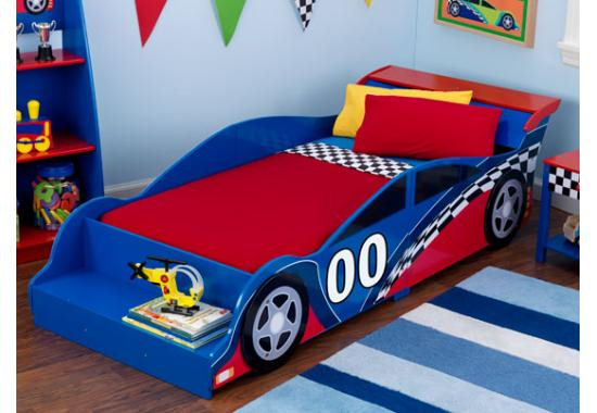 Step  Race Car Bed Assembly Instructions