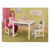 Kid Kraft Fun And Funky Table And Chairs