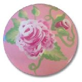Beautiful Rose Drawer  Knobs