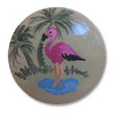 Flamingo Drawer Knobs