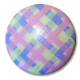 Pastel Gingham Drawer  Knobs