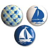 Setting Sail Drawer  Knobs