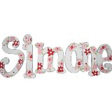 Crazy Daisies Wooden Wall Letters