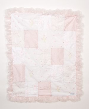 Little Diva Crib Quilt