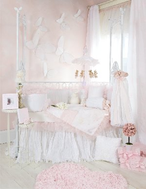 Little Diva Crib Bedding Set