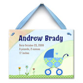 Bundle in The Buggy Boy Birth Wall Tile