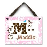 Personalized Name Wall Tile
