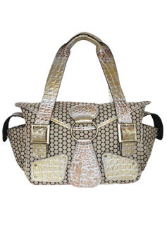 Maria  Exotic Shimmer  Diaper Bag