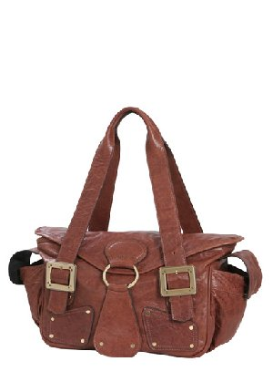 Mia Bossi Maria Chocolate Diaper Bag
