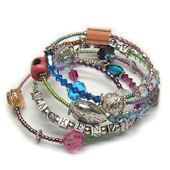 Happy Wrap Personalized Bracelet