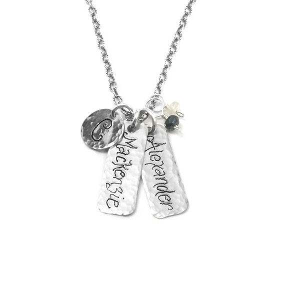 Mommys Bliss Charms Necklace