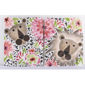 Cotton Tales Here Kitty Kitty Wall Art