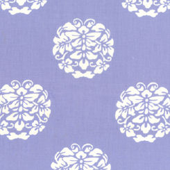 New Arrivals Periwinkle Bloom Fabric
