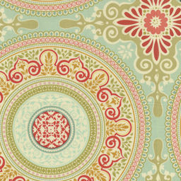 New Arrivals Secret Garden Fabric
