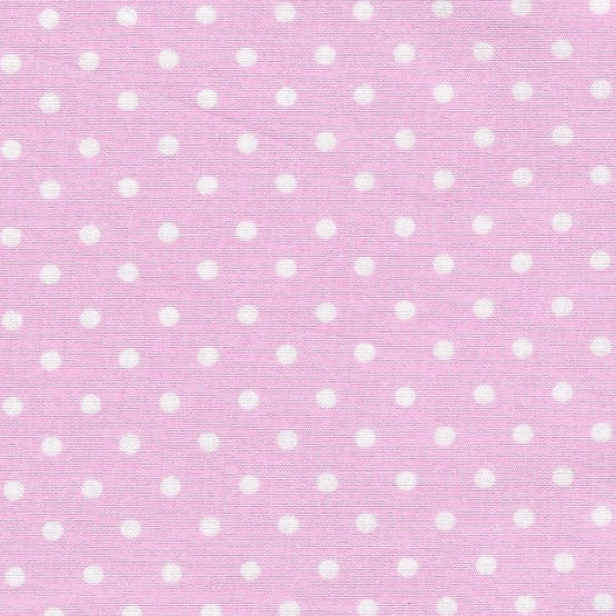 New Arrivals Tickled Pink Polka Dots Fabric