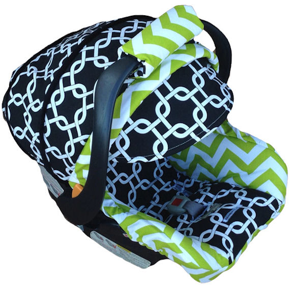 Nollie Weston Infant Car Seat Cover The Frog And The