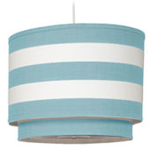 Oilo Aqua Stripe Double Cylinder Light
