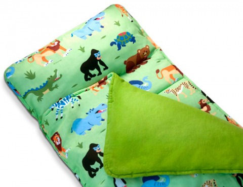 Olive Kids Wild Animals Nap Mat The Frog And The Princess