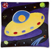 Olive Kids Out Of This World Pillow