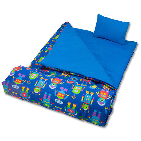 Olive Kids Robots Sleeping Bag